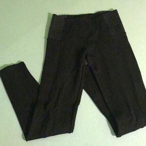 Black Zara leggings. Size XS